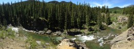 Cutthroat Trout Heaven on the Oldman River.