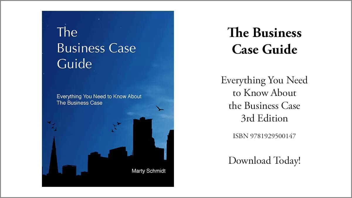 The Business Case Guide-The Recognized Authority