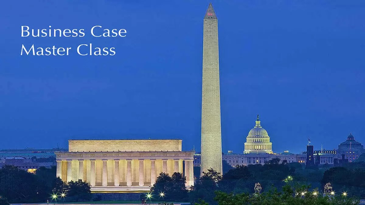 Business Case Master Class Seminar, Washington DC