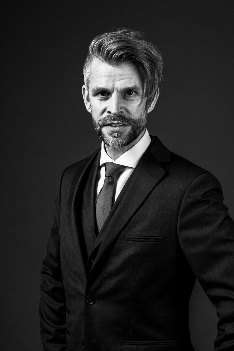 Manager Fotos Hamburg schwarzweiß