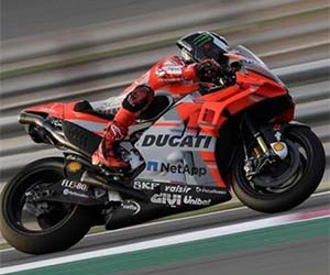 Ducati is changing the racing world with data