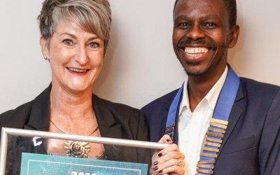 All the winners at the IITPSA President's Awards