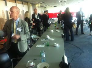 Oracle Wien HR Business Breakfast - Teilnehmer