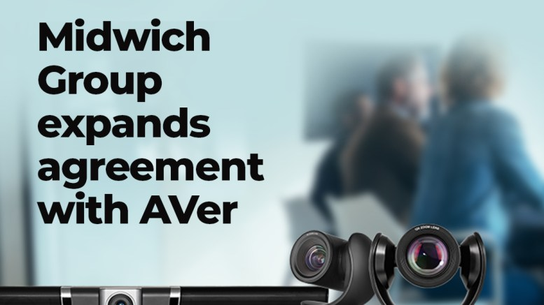 AVer Europe agrees expansion with Midwich Group