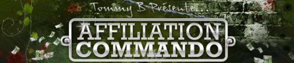 affiliation commando