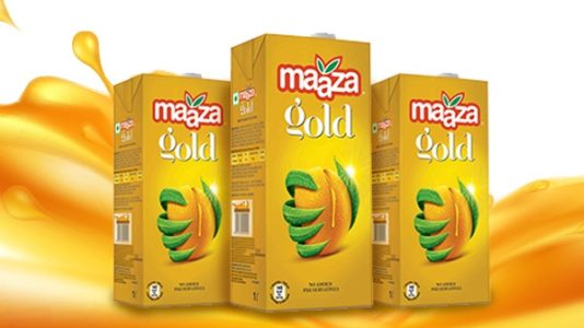 Maaza Gold launch