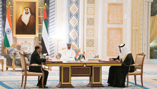 ONGC Videsh led consortium bagged a 10% stake in in an offshore Abu Dhabi oil field – the Lower Zakum oil field.
