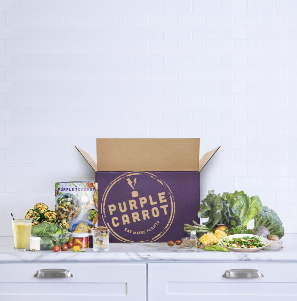 Purple Carrot launches Extras, a new line of breakfast and lunch offerings to help subscribers eat more plants throughout the day