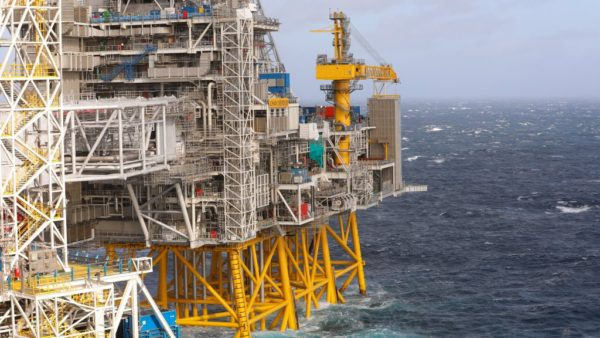 Johan Sverdrup Phase 2 project is expected to be commissioned in in Q4 2022.