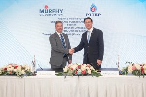 Murphy Oil strikes deal to sell Malaysian oil and gas assets to PTTEP