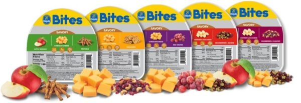 Food product launch news : Chiquita Bites has been rolled out in five varieties by Fresh Express