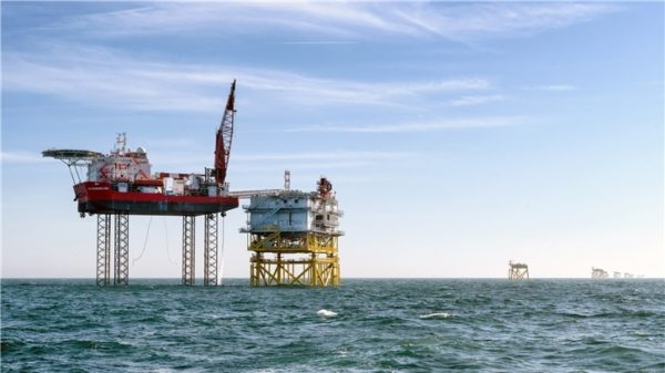 East Anglia One offshore wind project