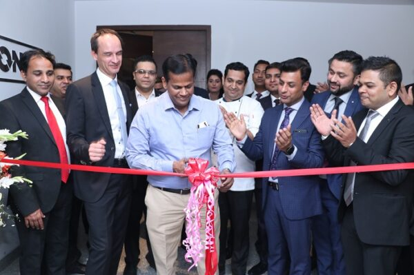 German kitchenware manufacturer RATIONAL opens office in Gurgaon, India.