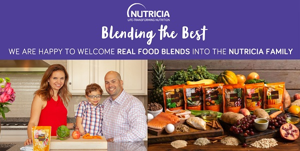 Nutricia acquisition of Real Food Blends