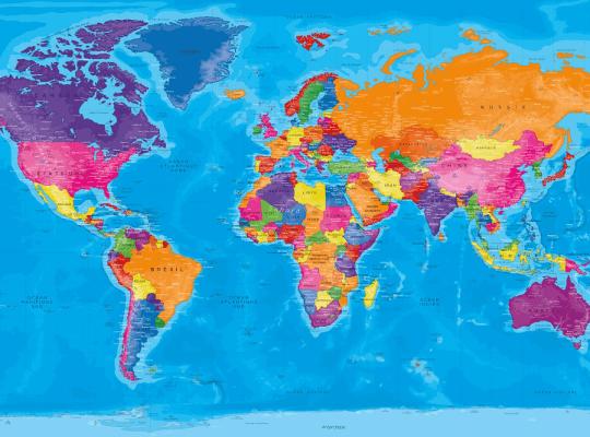liste des pays du monde excel
