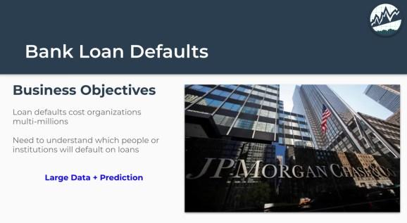Bank Loan Defaults