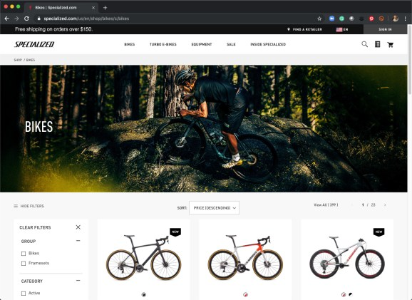 Specialized Bikes