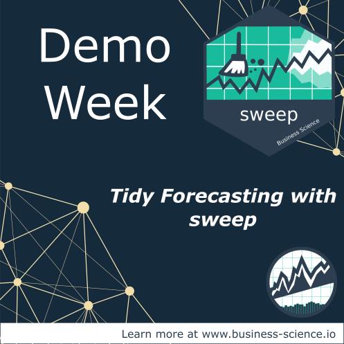 Demo Week: sweep