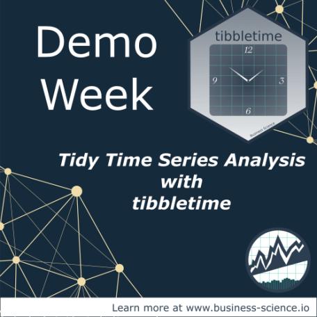 Demo Week: tibbletime