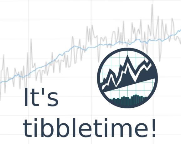 It's tibbletime