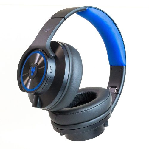 Bluetooth Wireless Headphones That Transform Into Speakers Headphone Black [FHBINCBK3]
