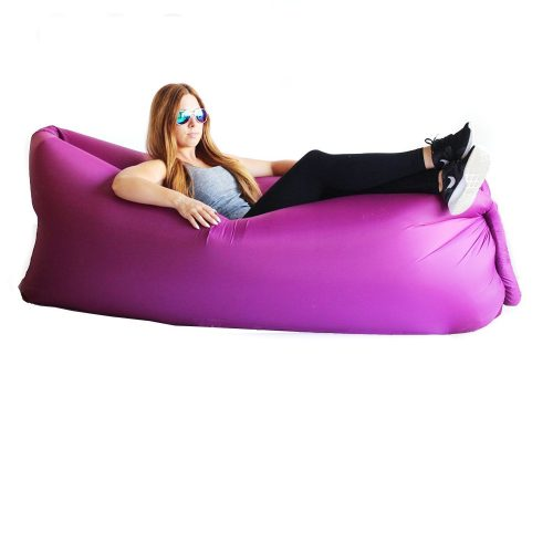 Akface™ Inflatable Lounger Couch Chair - Inflatable Chairs