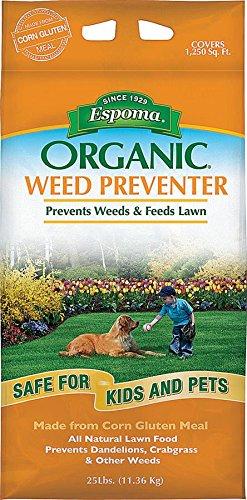 Espoma Organic Weed Preventer - 25 lb. CGP25