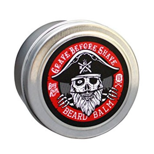Grave before Shave Bay Rum Beard Balm - Beard Balm