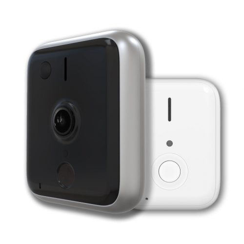 iseeBell Wi-Fi Enabled HD Video Doorbell - Wireless Doorbells