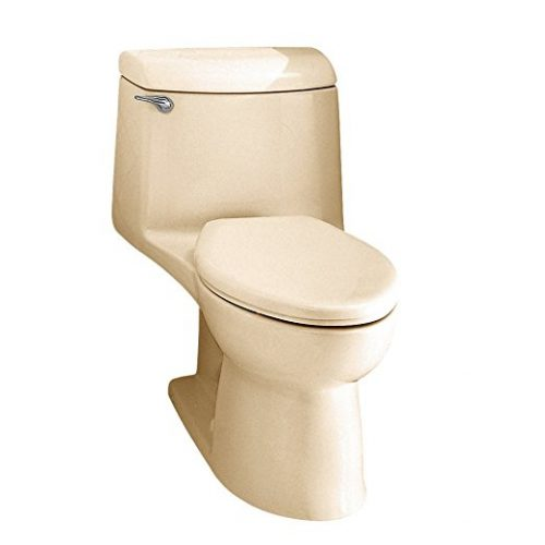 American Standard 2004.014.021 Champion-4 Elongated One-Piece Toilet, Bone - one piece toilets