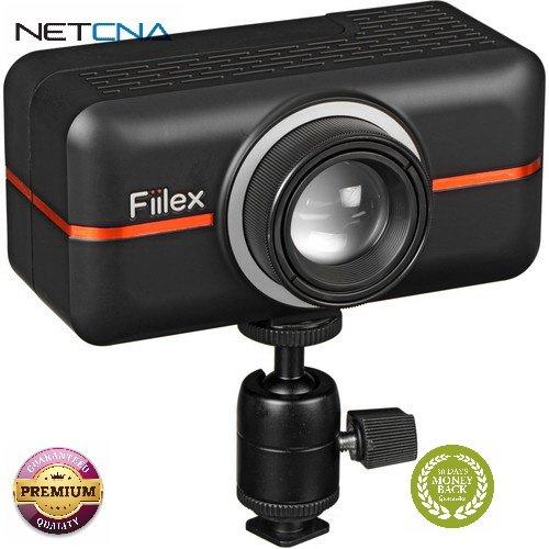 Fiilex P100 On-Camera LED Video Light (Generation 2) - On-Camera LED Lights