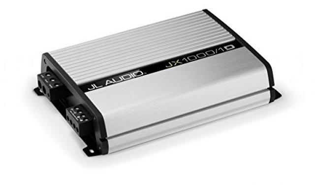 JL Audio JX1000/1D Class D Car Speaker Amplifier - Car Amplifiers