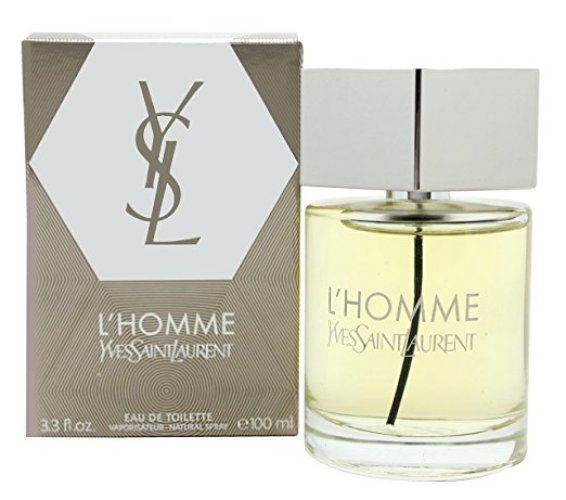 L'Homme by Ysl EDT Spray 3.4 oz - long lasting colognes