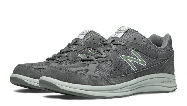 New Balance Men's MW877 Walking Shoe - walking shoes