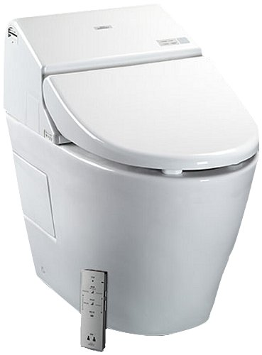 Toto MS970CEMFG#01 1.28-GPF/0.9-GPF Washle - one piece toilets