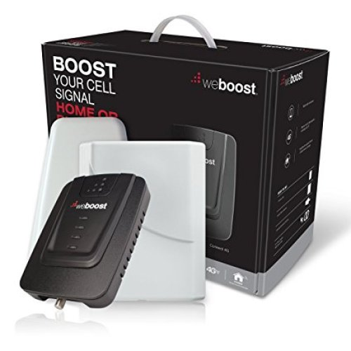 weBoost Connect 4G Indoor Cell Phone Signal Booster for Home and Office - Supports 5,000 Square Foot Area - Cell Phone Signal Boosters