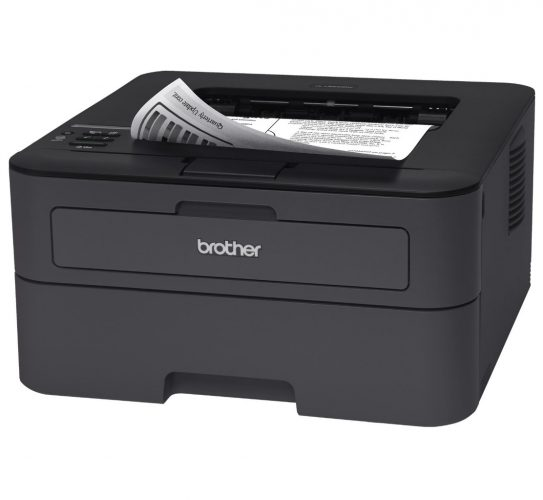 Brother HL-L2340DW Compact Laser Printer, Monochrome, Wireless, Duplex Printing, Amazon Dash Replenishment Enabled - best color laser printers