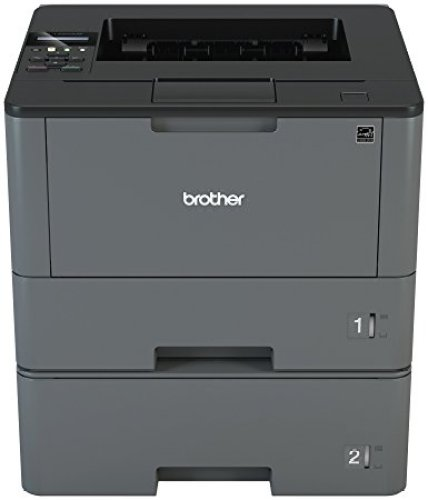 Brother HL-L5200DW Business Laser Printer with Wireless Networking and Duplex, Amazon Dash Replenishment Enabled - Color Laser Printers