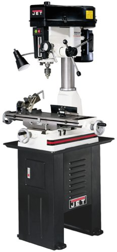 JET JMD-18 350018 230-Volt 1 Phase Milling/Drilling Machine - Milling machines