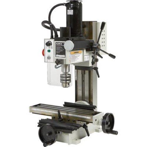 Klutch Mini Milling Machine - 110V, 350 Watts, 3/4 HP - Milling machines