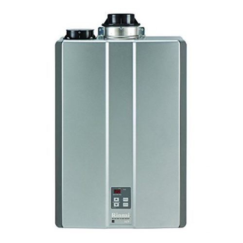 Rinnai RUC98iN Ultra Series Natural Gas Tankless Water Heater, Concentric/Twin Pipe Installation - Tankless Water Heaters