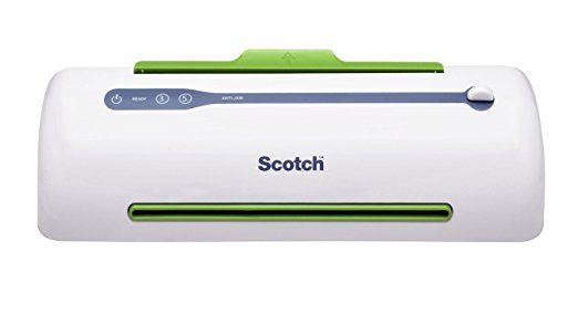 Scotch PRO Thermal Laminator, 2 Roller System (TL906)  - Laminating Machines
