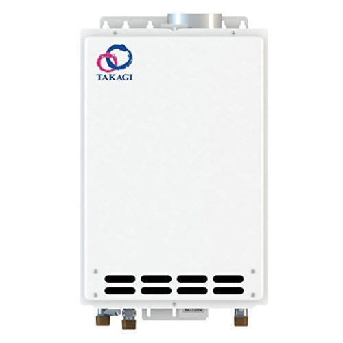 Takagi T-K4-IN-LP Indoor Tankless Water Heater, Propane - Tankless Water Heaters