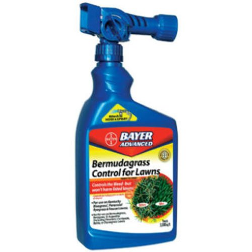 BUYER ADVANCED 704100 BERMUDAGRASS CONTROL FOR LAWNS - Weed killer