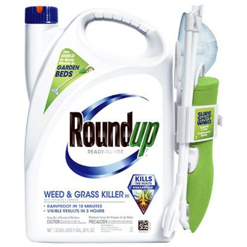 ROUNDUP READY TO USE WEED AND GRASS KILLER (1.33 GAL) - Weed killer