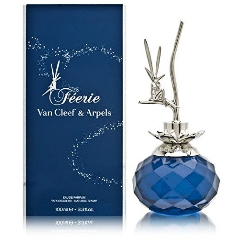 VAN CLEEF AND ARPELS FEERIE RUBIS EAU DE PARFUM SPRAY (3.3 FL OZ FOR WOMEN) - WOMEN'S LASTING PERFUMES