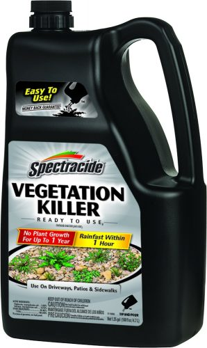 VEGETATION KILLER READY-TO-USE FROM SPECTRACIDE (HG-96269, 1.25 GAL) - Weed killer