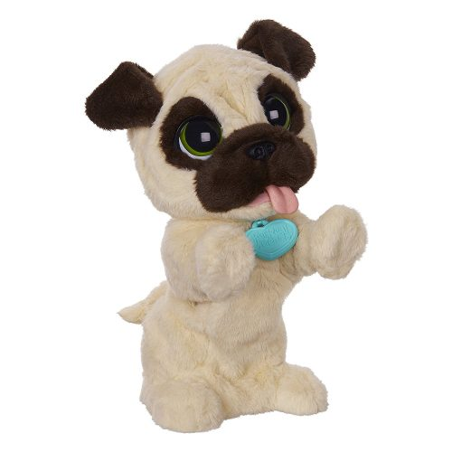 My Jumpin' Pug Pet Plush