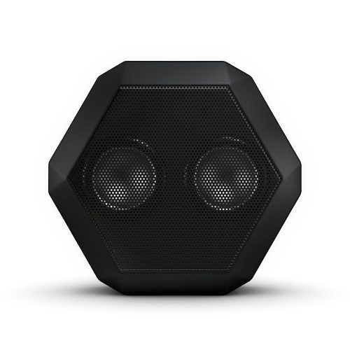 Boombotix Boombot REX Wireless Ultraportable Weatherproof Bluetooth Speaker for iPods Smartphones Tablets and Laptops