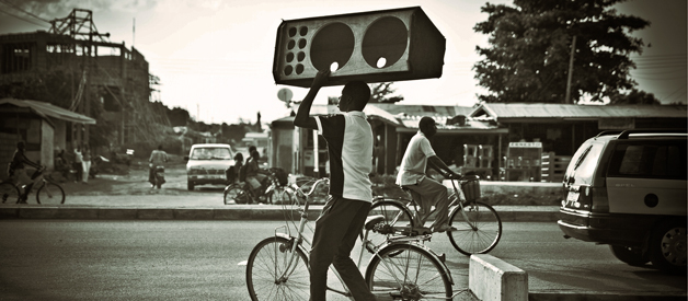 Bicycle Speakers